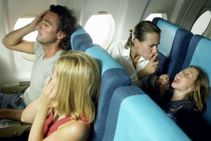 Top 5 Tips For A Bearable Flight
